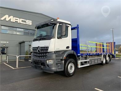 2020 MERCEDES-BENZ AROCS 2532 at TruckLocator.ie