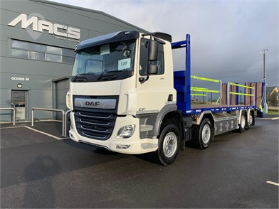2021 DAF CF450 at TruckLocator.ie