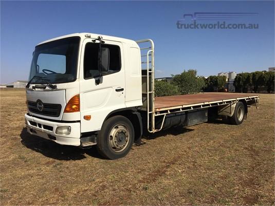 2004 Hino Ranger 9 FG - Trucks for Sale