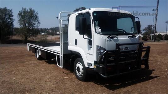 2018 Isuzu FSD 120/260 Black Truck Sales - Trucks for Sale