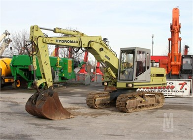 Hydromac Crawler Excavators For Sale 2 Listings Marketbook Co Nz Page 1 Of 1