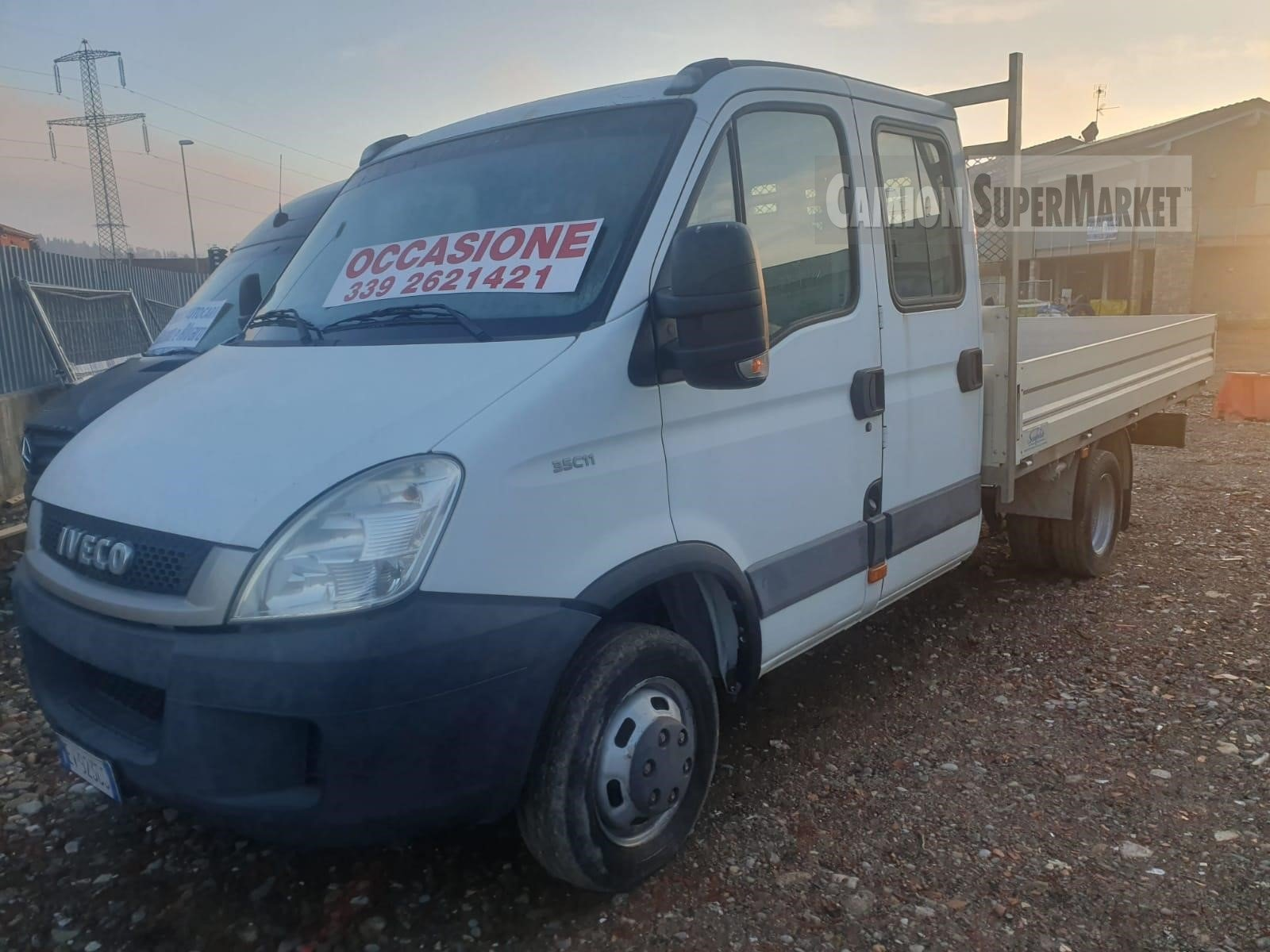 Iveco DAILY 35C11 used 2011 Lombardia
