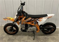 2019 Tao motor 110cc dirt bike with electric