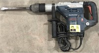 Bosch corded rotary hammer drill with bit