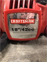 Craftsman chainsaw. model 358.360280 serial