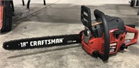 Craftsman chainsaw. Model 358.350870 Serial