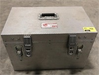 Strong Box insulated metal tool box with