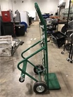 Dollie cart with chains