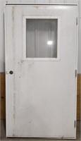 NEW Aluminum Framed 1Lite Commercial Door-Kemlite
