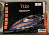 Gizmovine to2 radio controller high speed racing