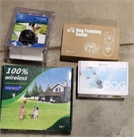 Dog Training Accessories, Wireless Pet