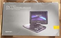 "Pb770 7.5""  Portable Video Player"