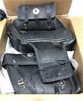 1994 and up Harley Davidson Sportster Saddle Bags