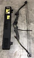 Hoyt 55-70lb Compound Bow and Arrow Case
