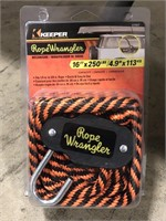 Keeper Rope Wrangler Easy Lock Rope System