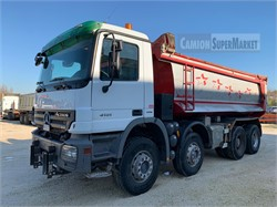 MERCEDES-BENZ ACTROS 4151  used