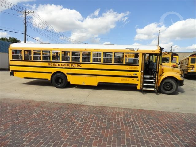 Auctiontime Com 2013 Ic Bus Ce Online Auctions