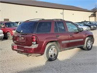 2005 Chevrolet Trailblazer.