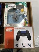wireless game controller, 3 drones