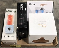 Box lot portable juice blender, aroma therapy