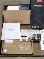 scale, yoyofit  digital luggage, smart phone case