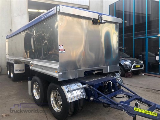 2019 Harris Dog Trailer - Trailers for Sale