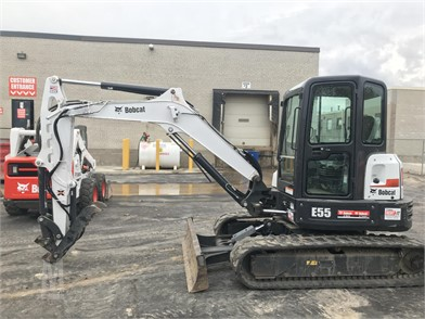 Bobcat Of Toronto Crawler Excavators For Sale 4 Listings Marketbook Ca Page 1 Of 1