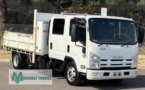 2014 Isuzu NPR 300 Dual Cab Midcoast Trucks  - Trucks for Sale