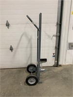 Cylinder dolly truck