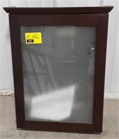 """RSI Home Products Java medicine cabinet. 19.25"""""""