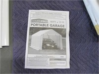 NEW 10'x17' PortablePro Car Canopy Cover Garage