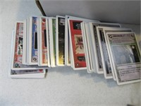 LongBox STAR WARS Collector's Card Game Cards 90's