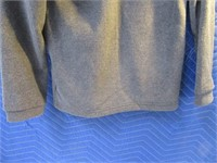 """New COLUMBIA Grey Fleece Jacket Unisex Boys""""L"""" #1"""