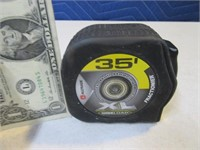 New 35' XL Fraction Tape Measure ALLTRADE 1/2