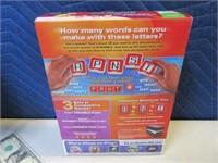 New SCRABBLE FLASH Board Game Hasbro