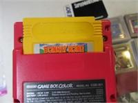 Vintage GAMEBOY Color Handheld Game w/ 7 Games