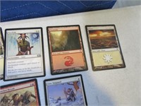 Lot (39) 2012 MAGIC Collector's Cards