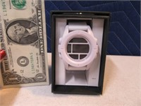 New MOSSINO Wrist Watch White $20