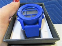 New  MOSSINO Wrist Watch Blue $20