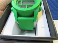 New MOSSINO Wrist Watch Green $20