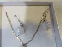 Lot (3) NEW Women's Jewlery 11.25Ring & 2 SETS