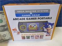 New SEGA Master GameGear Handheld Video System 1/2