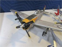 Lot (7) Model Airplane Collection