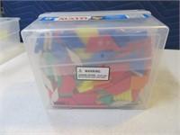 New ThinkingKids MATH Pattern Block Toy Set 1/2