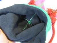 StockingCaps Ninja Turtle & Owl Tie Ups