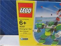 New 03' LEGO Designer Mini Robots Toy Set 1/2