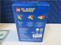 MINT 2013 LEGO Superman Wrist Watch Collectible