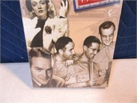 The Entertainers of WW2 NEW 4Disc CD Set