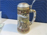 Pintail DucksUnlimited Picture Stein 1990 NICE