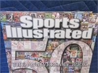 Mint Sports Illustrated 50thAnniv Hardback Book